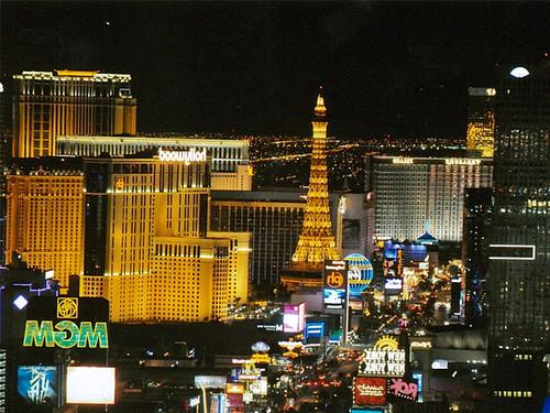 2010 年 9 月美國賭城教學剪影