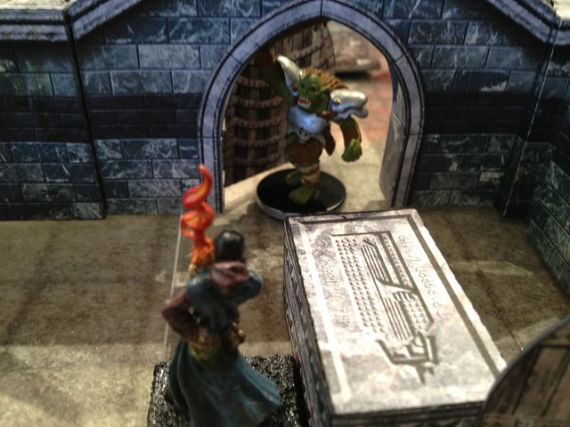 Orc Amush in the temple of Stonefang Pass
