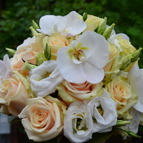 Wedding Bouquet by Ginas Pics