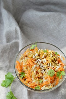 carrotand barley salad with dates and raisins.2