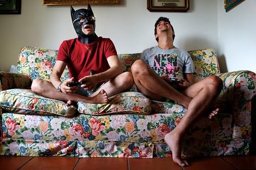 "158/365 - ""I'm Batman"" nr.8 by Luca Rossini"