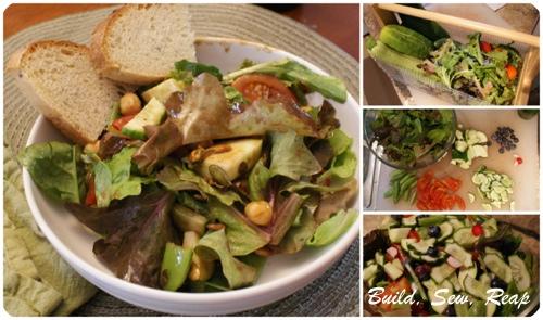 Garden Salad July 2013