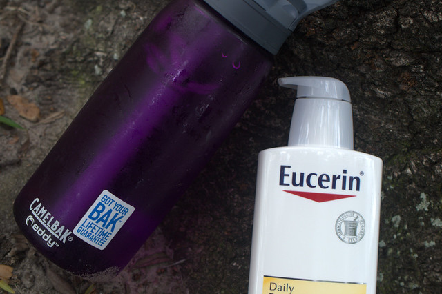 CamelBak and Eucerin