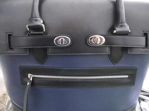 PLIA Reid courier satchel