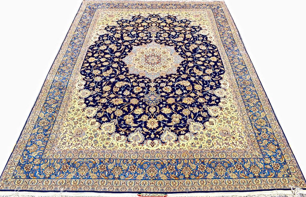 Isfahan Seirafian Persian Area Rug