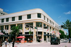 Former Hatchs, Burdines and Belks Store West Palm Beach