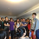 Beijing Alumni Gathering, June 2013