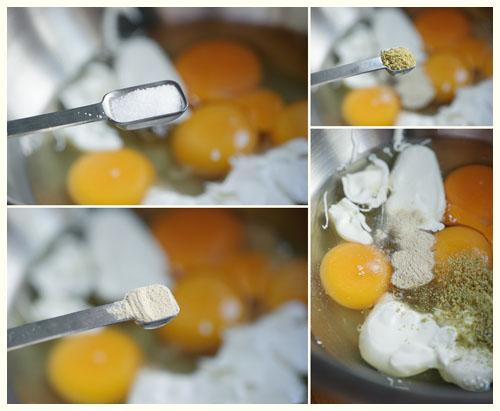 Sunny Breakfast Wrap