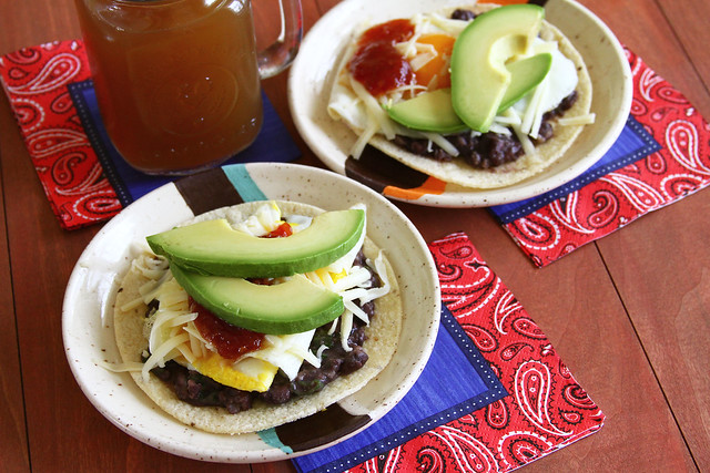 Breakfast Tostadas And A Baby Shower For Amber Sugarcrafter