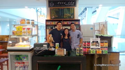 Green Bean Coffee, NAIA Terminal 3, Departure Area
