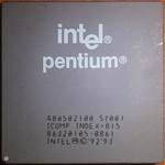 04 Intel Pentium 100MHz CPGA 1993
