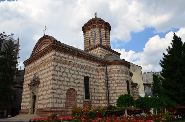 Bezienswaardigheden Boekarest Top 10 - Nr 7 Curtea Veche