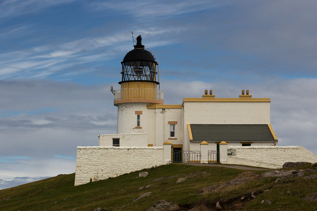 Stor Lighthouse - North Western Scotland