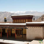 Hemis Monastery, Mountain Views - Ladakh, India