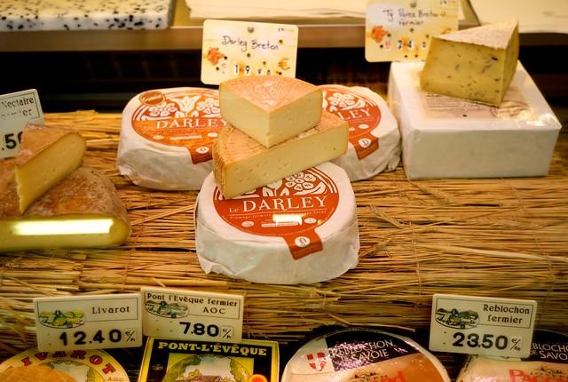 チーズ! 安いんだよねえ。