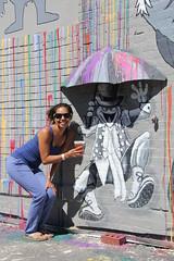 road(0.0), street artist(0.0), art(1.0), street art(1.0), mural(1.0), graffiti(1.0), street(1.0),