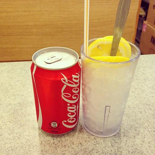 檸檬可樂レモンコーラ#hongkong