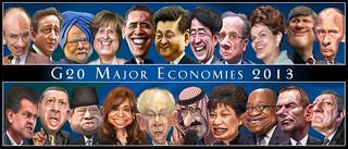 G-20 Leaders 2013