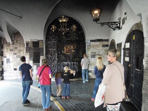 石の門のマリアの礼拝堂