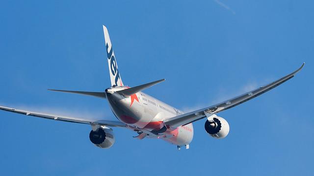 787 test flight