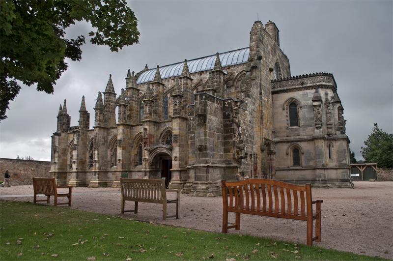 Rosslyn Chapel (02) - Scotland