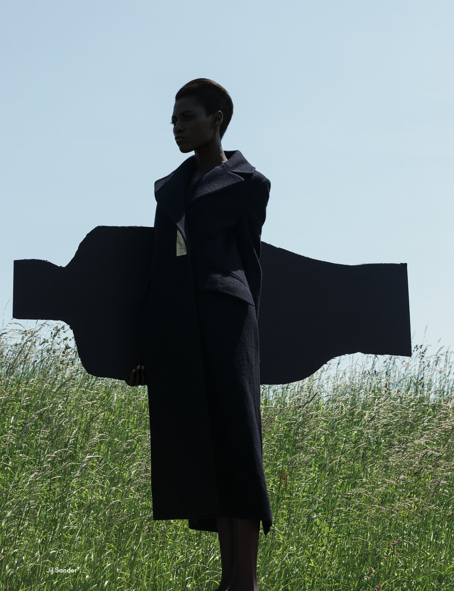 Kinée Diouf by Viviane Sassen (It's My Turn - AnOther Autumn-Winter 2013) 6