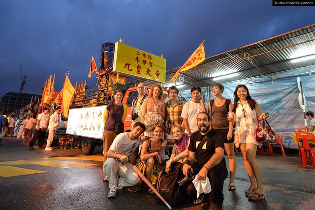 Group Photo - Nine Emperor Gods Festival 2013