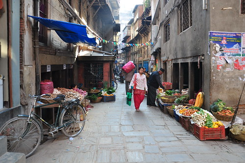 Nepal - Kathmandu - Street Life - 21
