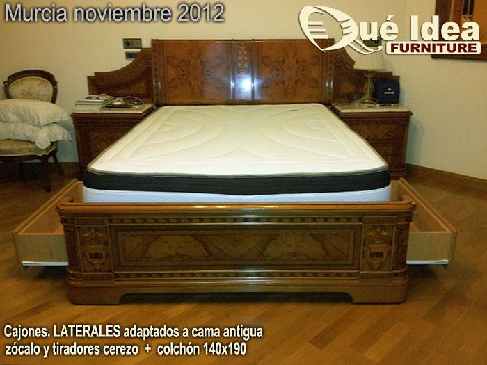 canape de cajones La Murcia