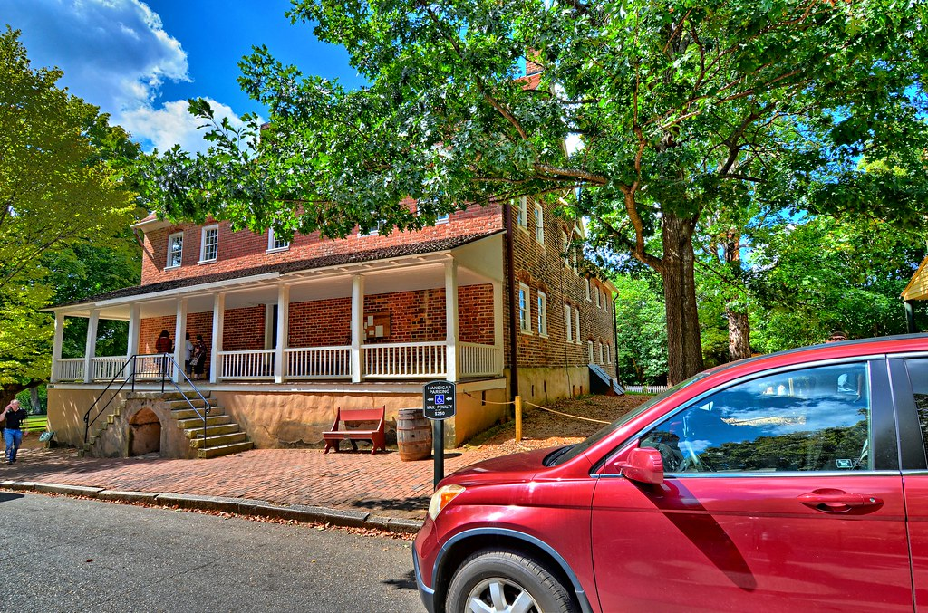 Salem Tavern - Winston-Salem NC