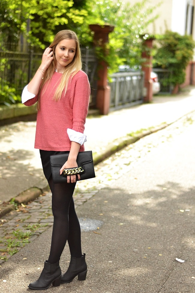 Outfit schick in Rosa (4)