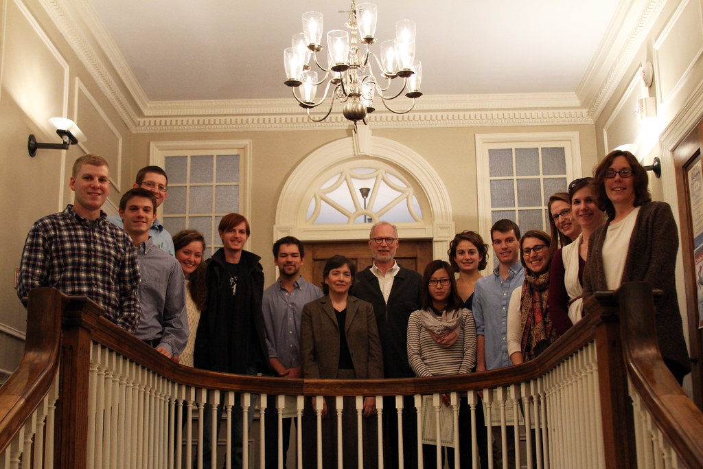 The winners of the 2013 Union College Presidential Green Grants.