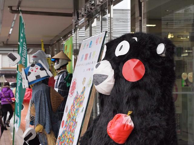 2011.11.10 JA上伊那まつり かかし