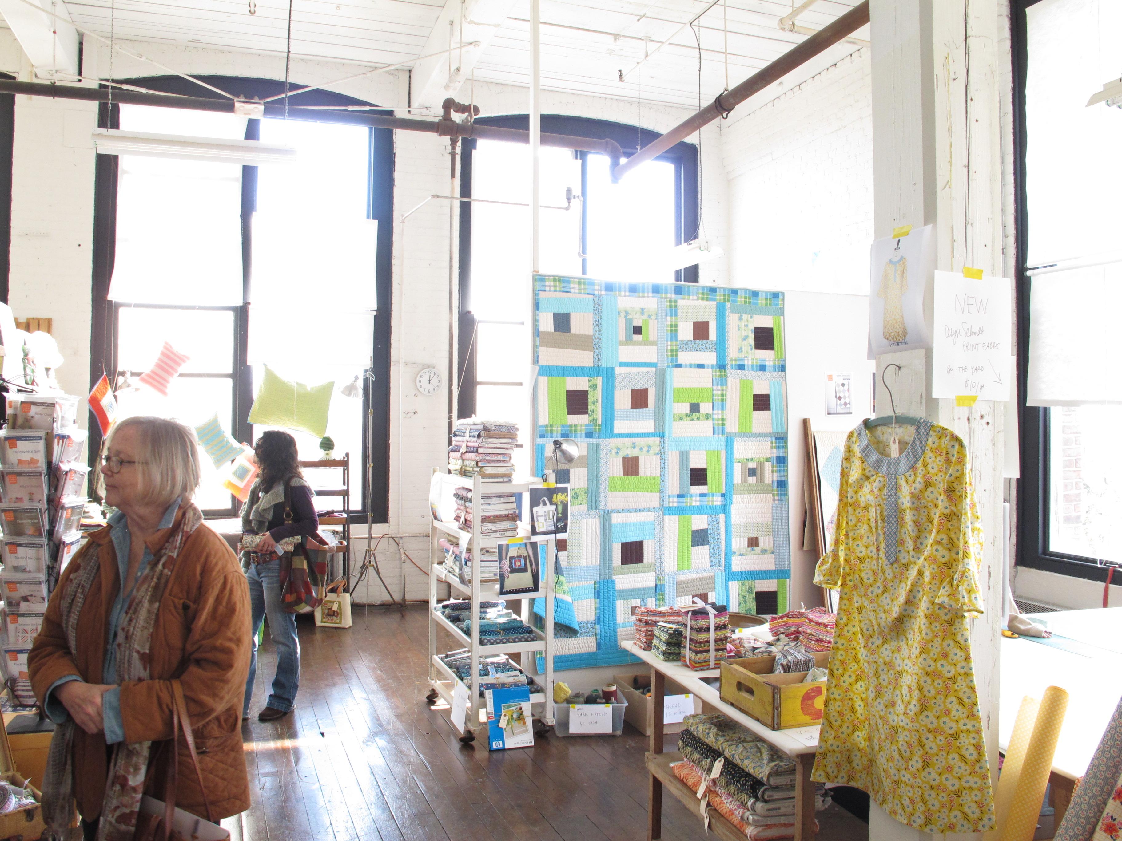 Denyse Schmidt Studio Sale 2013