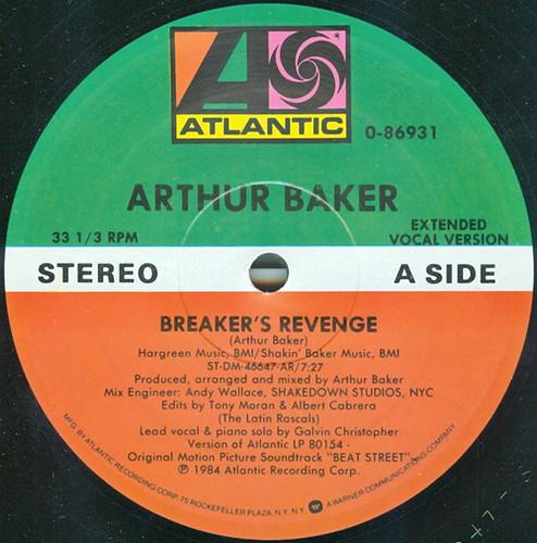 arthur baker breaker12