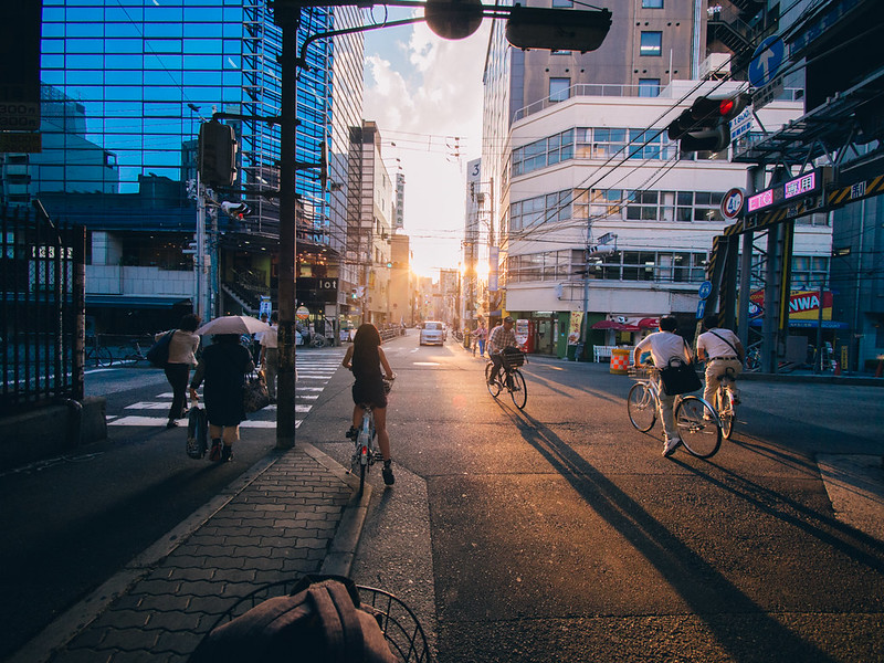 大阪漫遊 【單車地圖】<br>大阪旅遊單車遊記 大阪旅遊單車遊記 11003316626 8824765b12 c