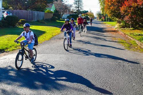 Harvey Scott Bike Club 2013