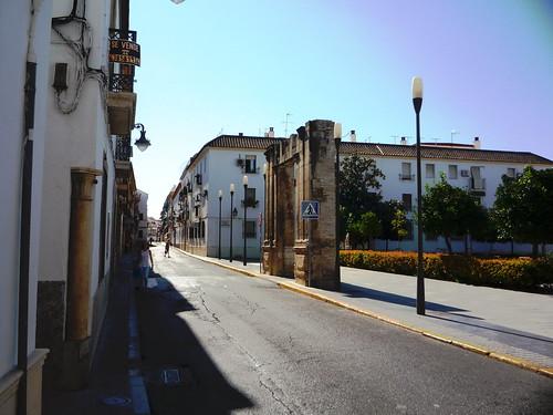 Römische Überbleibsel in Cordobas Altstadt