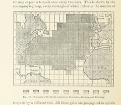 """British Library digitised image from page 348 of """"The Earth: a descriptive history of the phenomena of the life of the Globe ... (The Ocean, Atmosphere and Life; being the second series of A descriptive history of the phenomena of the life of the Globe, e"""