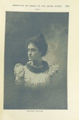 """British Library digitised image from page 375 of """"Hawaii and its People. The land of rainbow and palm"""""""