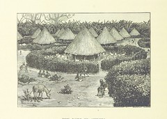 """British Library digitised image from page 1062 of """"Stanley in Afrika's donkere wildernissen, etc [Translated from 'In Darkest Afrika' by H. Tiedeman.]"""""""