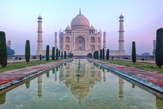 Sunrise Taj