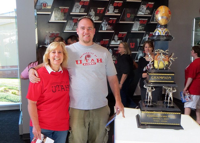 Utah Football Facility Tour 001