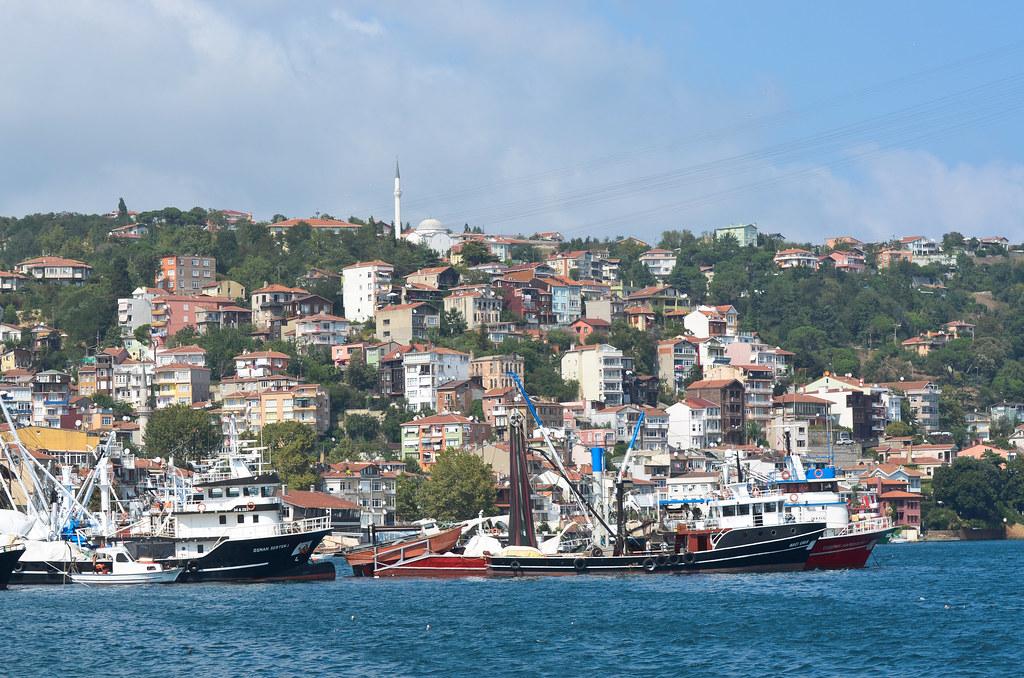 The Sariyer Area Of Istanbul: A Bosphorus GEM