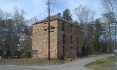 old Coosa County Jail- Rockford AL (1)