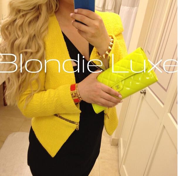 Blondie Luxe