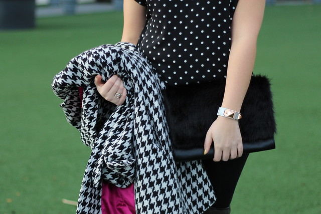 Polka Dots & Houndstooth + a Giveaway on Living After Midnite