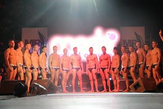 Mr Gay Pride. Candidatos 2012.