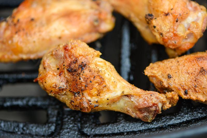 Filipino Adobo Chicken Wings