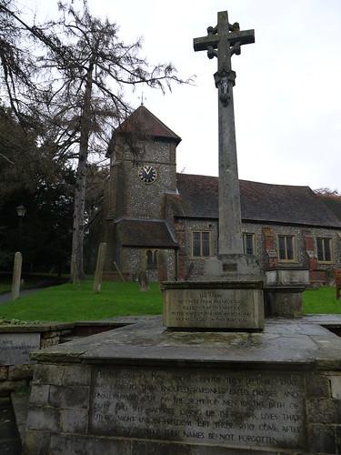 Farnborough Church